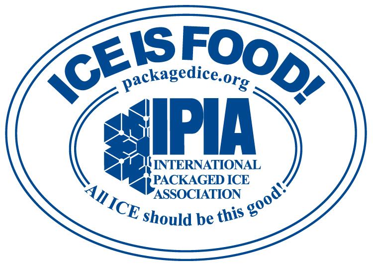 IPIA, ICE IS FOOD.