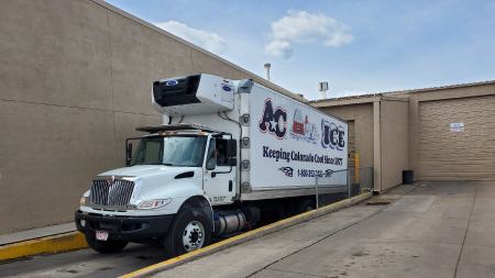 AC Ice Colorado Springs Warehouse